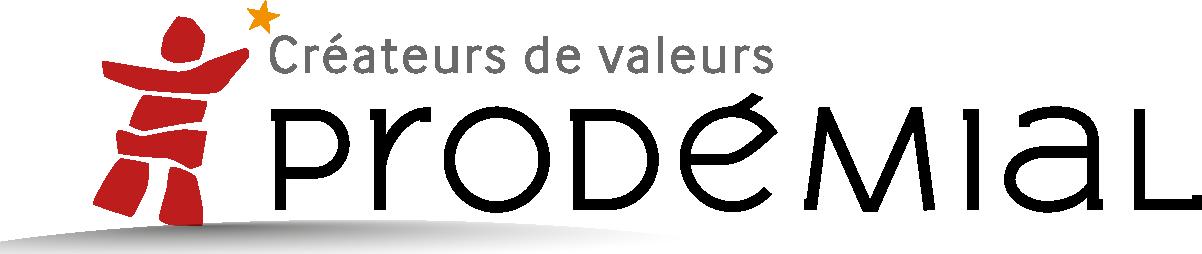 prodemial blog logo site